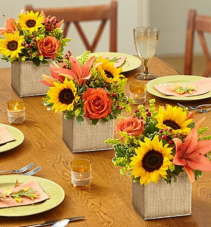 Autumn Celebration™ Centerpiece