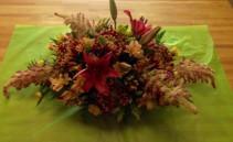 Autumn Centerpiece floral centerpiece