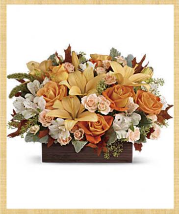 Autumn Chic Bouquet
