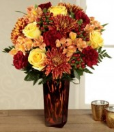 Autumn Chic Fall Bouquet
