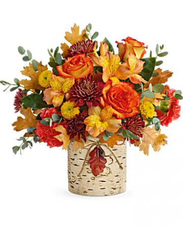 Autumn Colors Bouquet