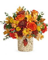 Autumn Colors Bouquet Fall