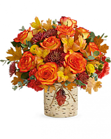 Autumn Colors Bouquet  Floral Arrangement