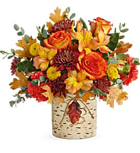 Autumn Colors Bouquet Teleflora