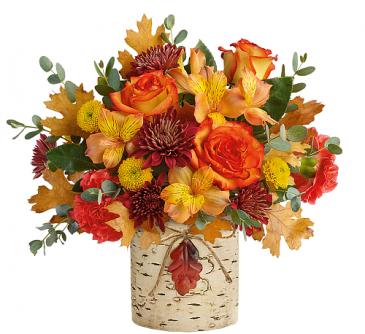 Autumn Colours Bouquet