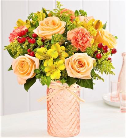 Floral Confetti The Bees Knees!  Keepsake Jar! now just $53.99