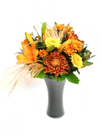Autumn Crush Vase Arrangement