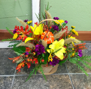 Autumn Delight   in Libby, MT | LIBBY FLORAL & GIFT