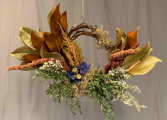 Autumn Dry Wreath Wreath