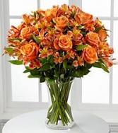 Autumn Elegance Vase