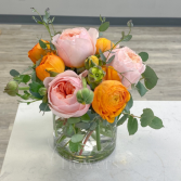 Autumn Elegance Vase Arrangement