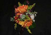 Autumn Embrace Wedding Flowers