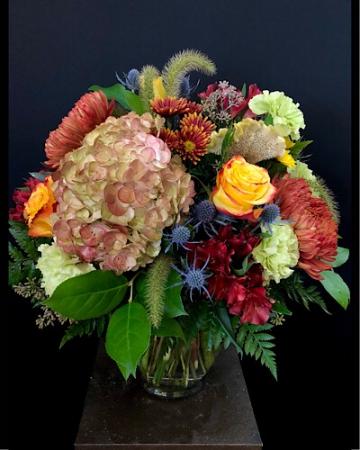 Autumn Equinox Vased