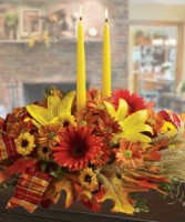 Autumn Essence          Centerpeice