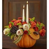 Autumn Essence Centerpiece GFFG Arrangement