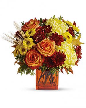 Autumn Expression Bouquet in Jasper, TX | BOBBIE'S BOKAY FLORIST