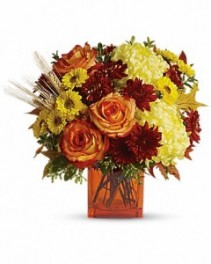 Autumn Expression Fall Arrangement