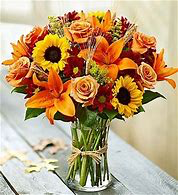 Thankful Harvest Floral arrangment in Colorado Springs, CO | ENCHANTED FLORIST II