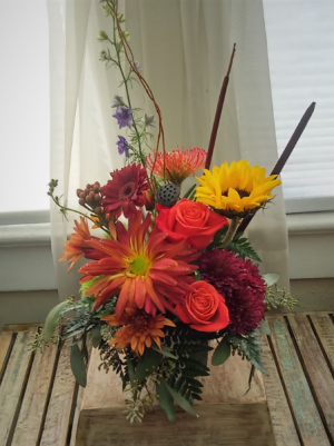 Autumn Flair Fall in Nassawadox, VA | Florist By The Sea