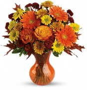 Autumn Forever  Fall Bouquet