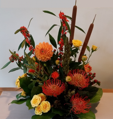 Autumn Garden Arrangement