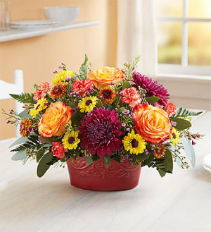 Autumn Gathering™ Casserole Dish by Pfaltzgraff™  in Valley City, OH | HILL HAVEN FLORIST & GREENHOUSE