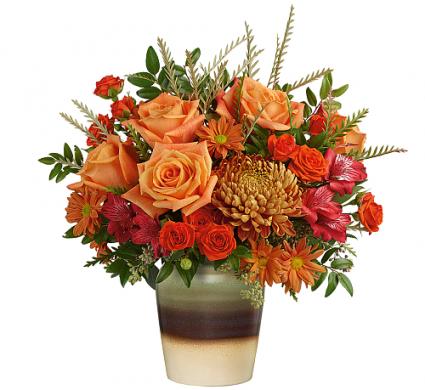 Autumn Gifts Bouquet