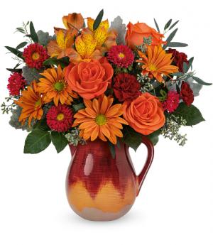 Autumn Glaze Bouquet (SOLD OUT) in Winnipeg, MB   KINGS FLORIST LTD