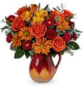 Autumn Glaze Bouquet DX Fall, Thanksgiving