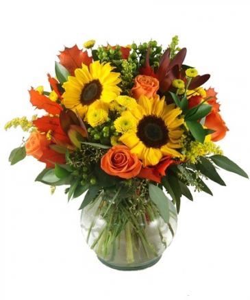 Autumn Glory Floral Arrangement