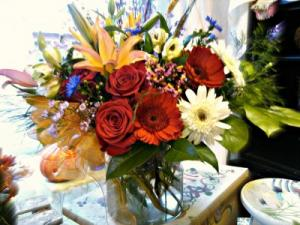 Autumn Glow Arrangement   in Fair Lawn, NJ | DIETCH'S FLORIST