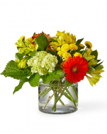 Autumn Glow Bouquet Flower Arrangement