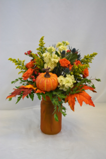 AUTUMN GLOW Flower Arrangement