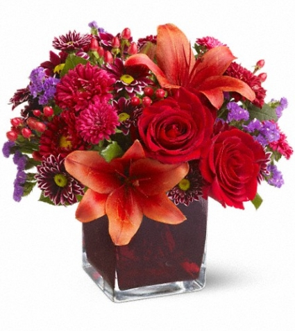 Autumn Grace Fall Arrangement