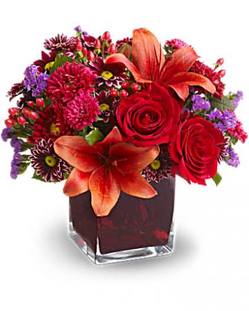 Autumn  Grace flower arrangement