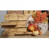 Autumn Greetings Shelf Shelf