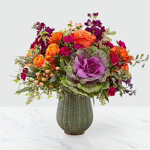 Autumn Harvest Arrangement in New Wilmington, PA | FLOWERS ON VINE