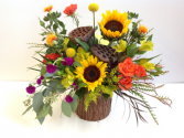 Autumn Harvest Arrangement