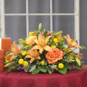 Autumn Harvest Centerpiece Centerpiece