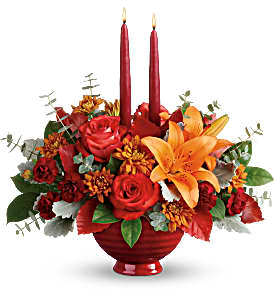 Autumn in Bloom  in Cabot, AR   Petals & Plants, Inc.