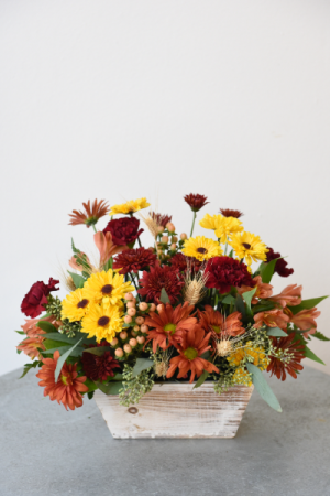Autumn in Bloom Box  in La Grande, OR | FITZGERALD FLOWERS