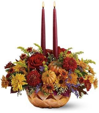 Autumn Iridescence Bouquet Fall