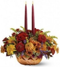 Autumn Iridescence Bouquet
