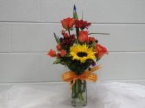 Autumn Is Here Vase Arrangement