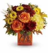 Autumn Leaves Fall Bouquet
