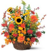 Autumn Medley Basket EN-F3