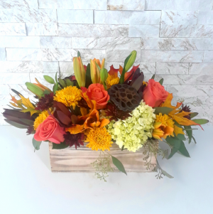 Autumn & Oak  in Largo, FL | Rose Garden Florist