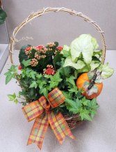 Thanksgiving Hostess Gift *Fall Planter*