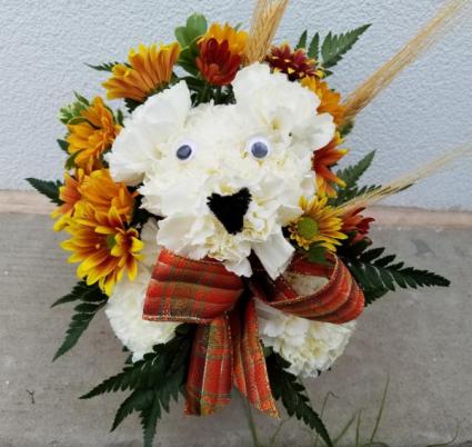Autumn Puppy Special Design