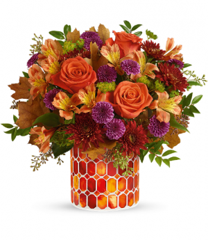 Autumn Radiance Bouquet  in Winnipeg, MB | KINGS FLORIST LTD